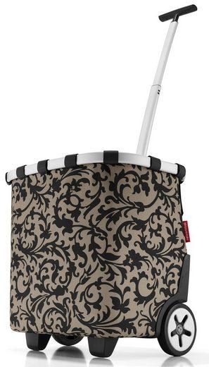 REISENTHEL® Einkaufstrolley »carrycruiser«, 40 l, Herausnehmbares, waschbares Innenfutter mit Zugverschluss