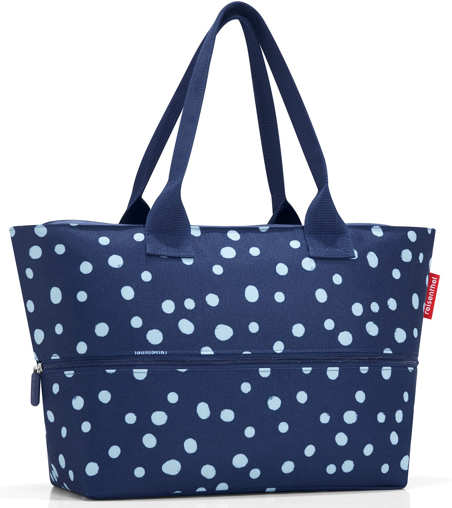 reisenthel® Shopper spots navy, »shopper e1«