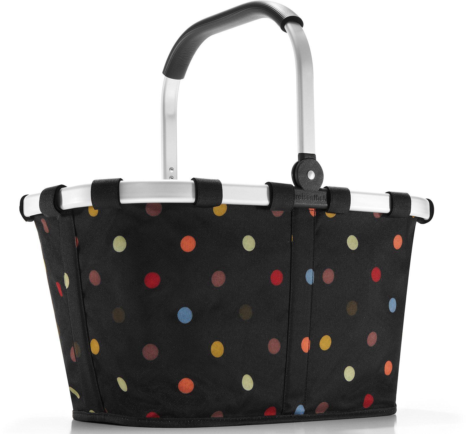 reisenthel® Einkaufskorb dots, »carrybag«