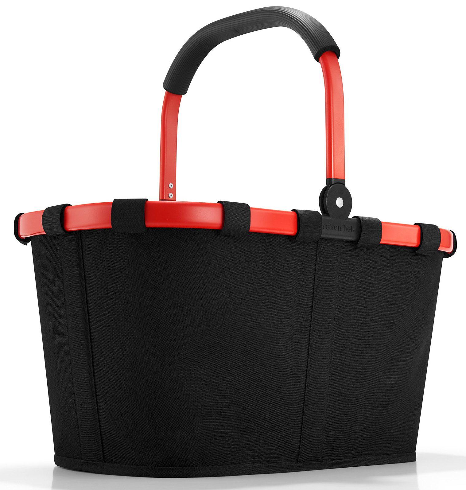 reisenthel® Einkaufskorb red/black, »carrybag frame«