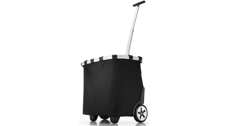 reisenthel® Einkaufsroller black, »carrycruiser«