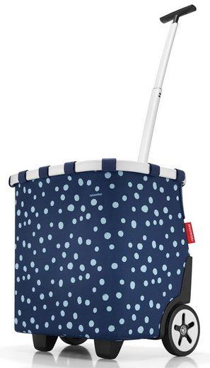 Waschbares Einkaufstrolley Herausnehmbares L 40 Innenfutter Reisenthel® Mit Zugverschluss »carrycruiser« wA4qaTan6