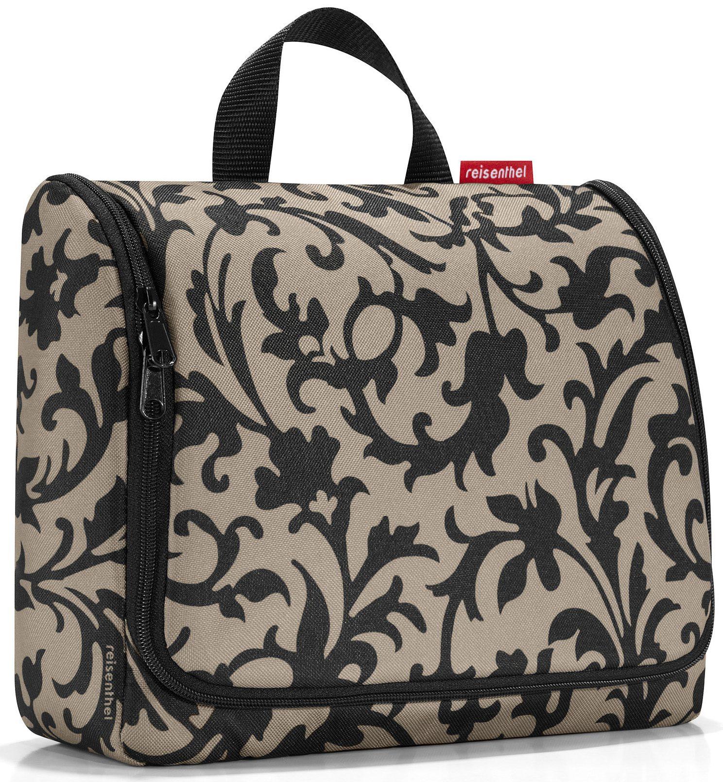 reisenthel® Kosmetiktasche baroque taupe, »toiletbag XL«