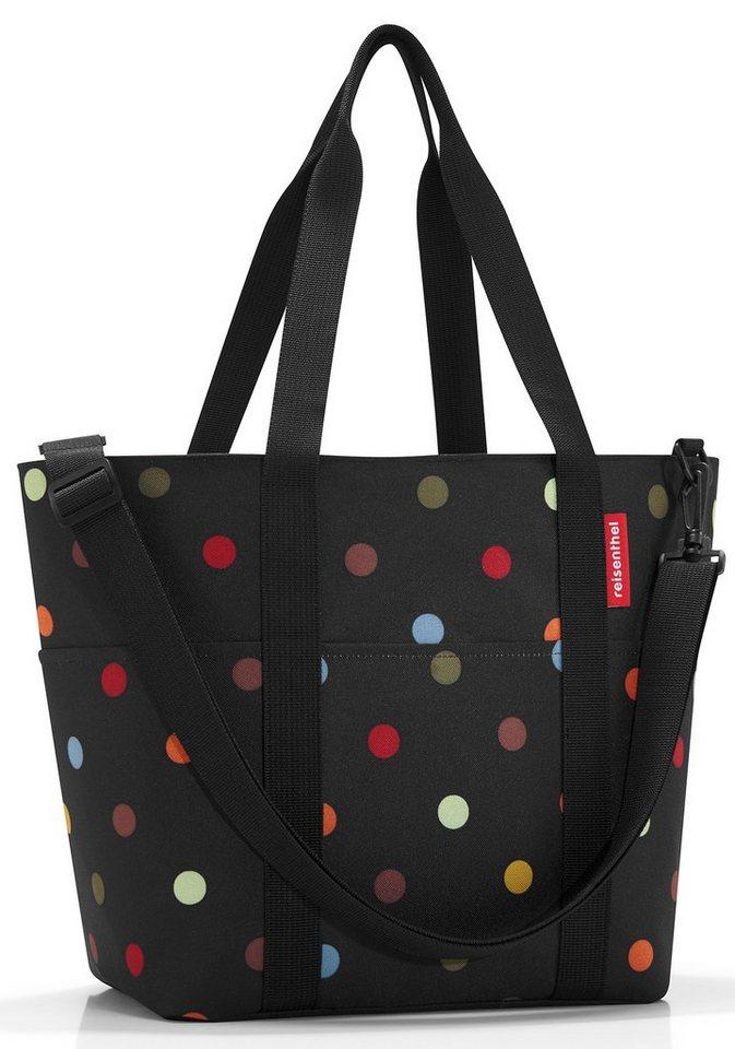 reisenthel® Umhängetasche dots, »multibag« in schwarz/bunt