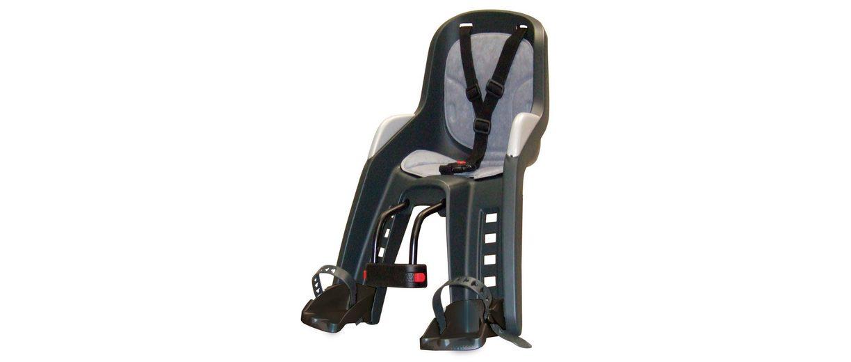 Polisport Fahrrad Kindersitz, »Bubbly (mini)«