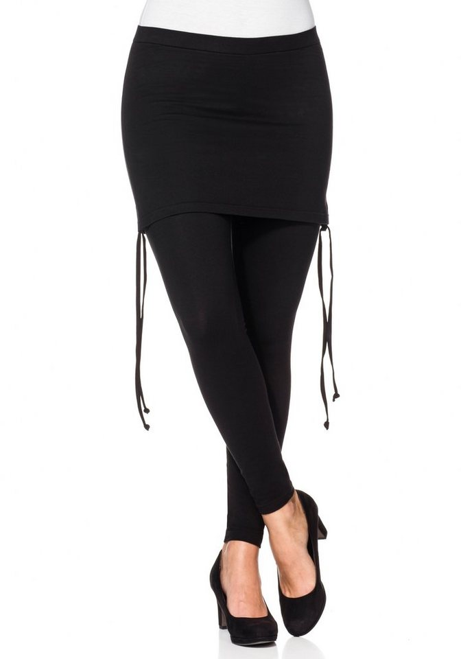 Joe Browns Leggings in schwarz