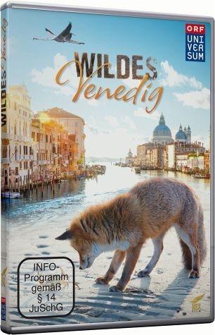 DVD »Wildes Venedig«