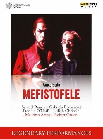 DVD »Mefistofele«