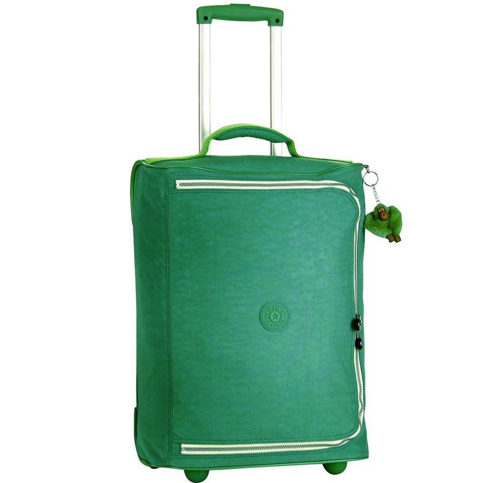 Kipling Basic Teagan 15 XS 2-Rollen Reisetasche 50 cm in mojito green ct