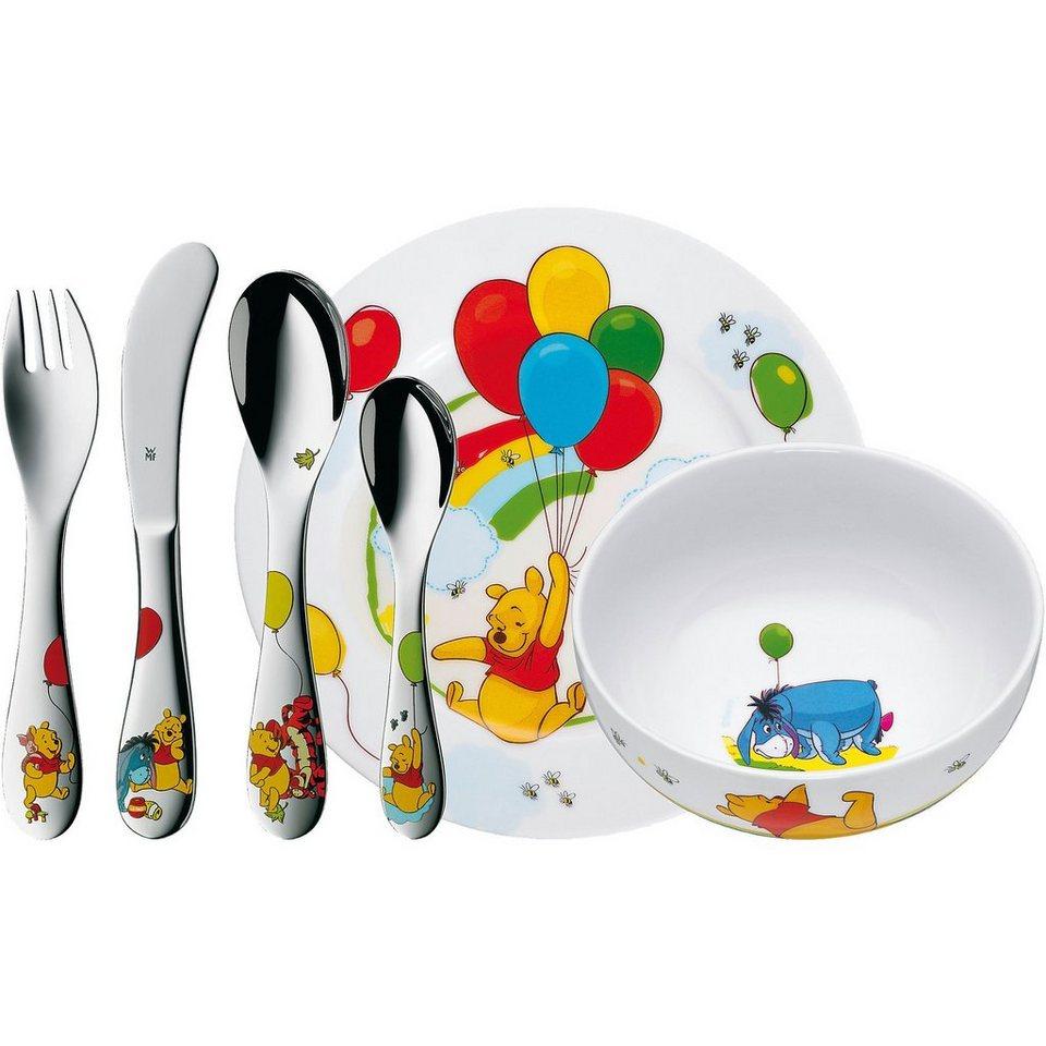 WMF Kindergeschirr- und besteck Winnie Pooh, 6-tlg.