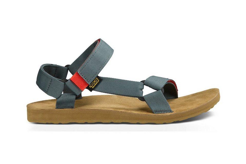 Teva Sandale »Original Universal Backpack Sandals Men« in grau