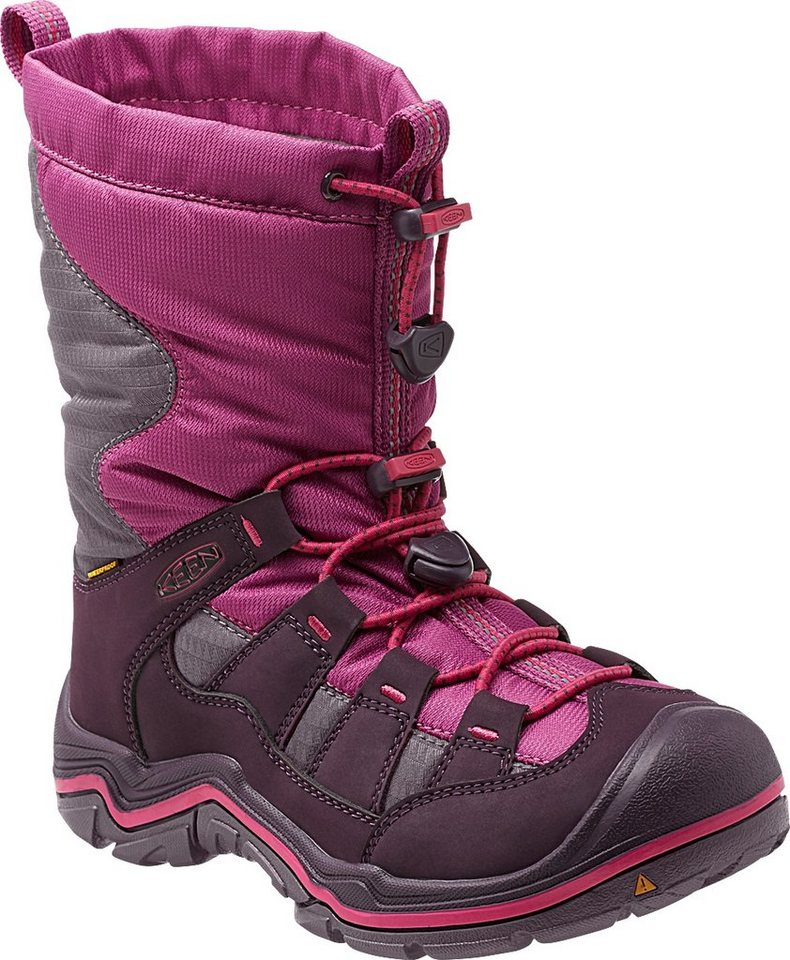Keen Stiefel »Winterport II WP Shoes Youth« in pink