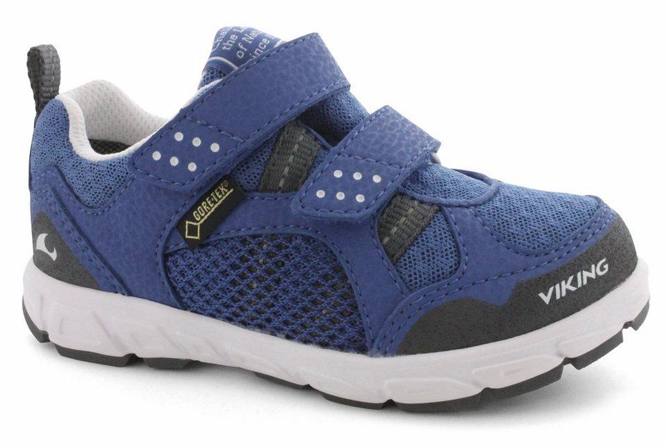 Viking Halbschuhe »Hobbit GTX Shoes Kids« in blau