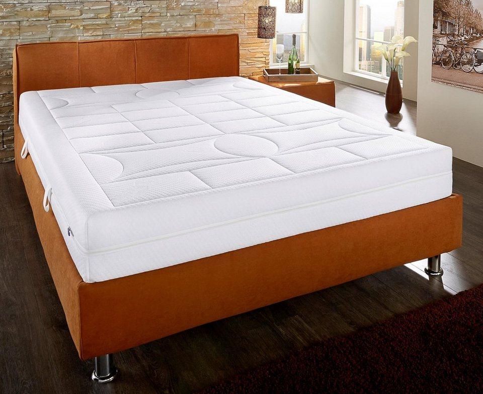 kaltschaummatratze 7 zonen spezialkaltschaum xxl malie. Black Bedroom Furniture Sets. Home Design Ideas