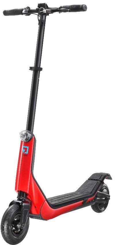 Jdbug powered by Joka international E-Scooter, »Citybug 2S« in rot
