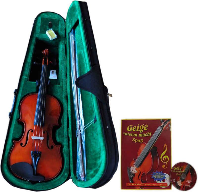 Clifton Violine 4/4, mit Buch und CD