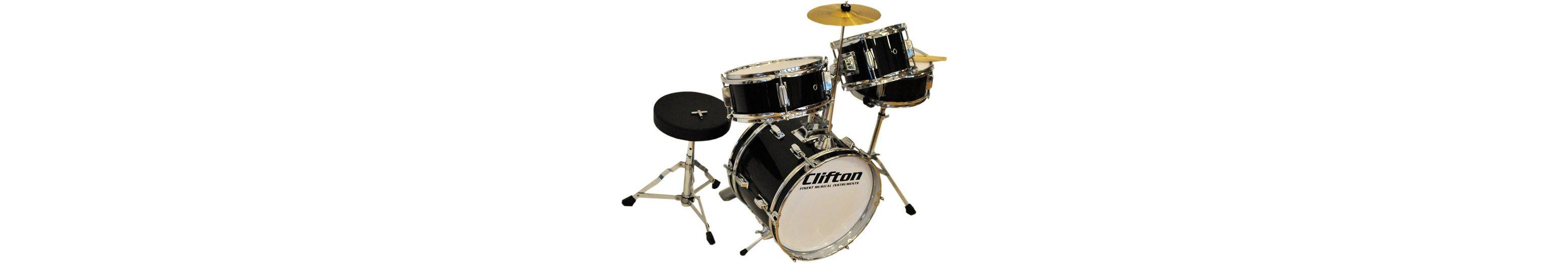 Clifton Kinder Schlagzeug, »Junior Akustik Drum Set«