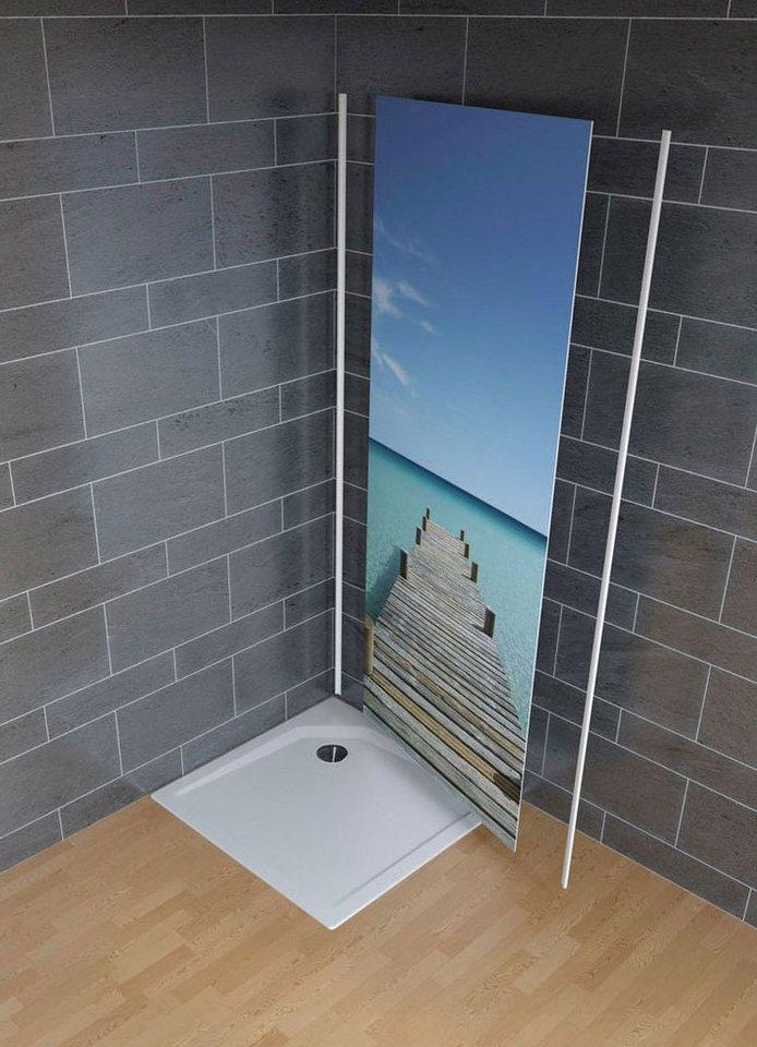 schulte duschr ckwand decodesign foto kaufen otto. Black Bedroom Furniture Sets. Home Design Ideas