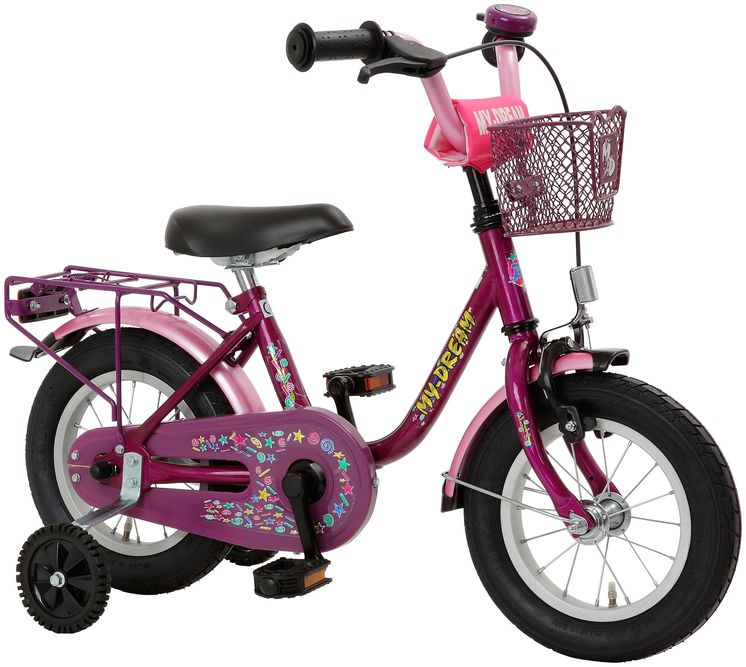 Cycles4Kids Kinderfahrrad »My Dream, 31,75 cm (12,5 Zoll)«