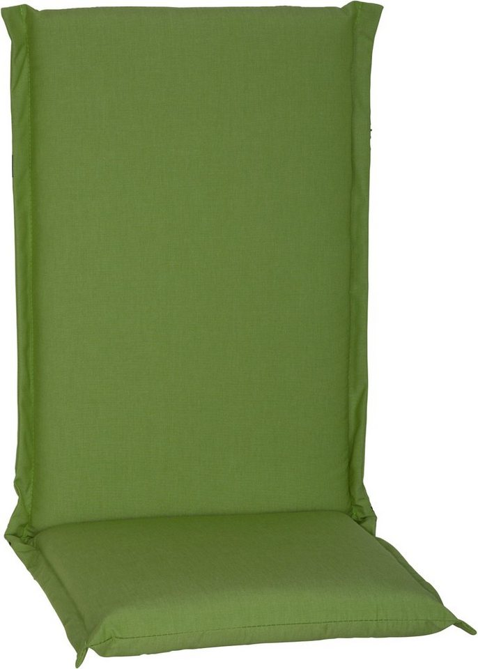 Hochlehnerauflage »Ascot« in hellgrün
