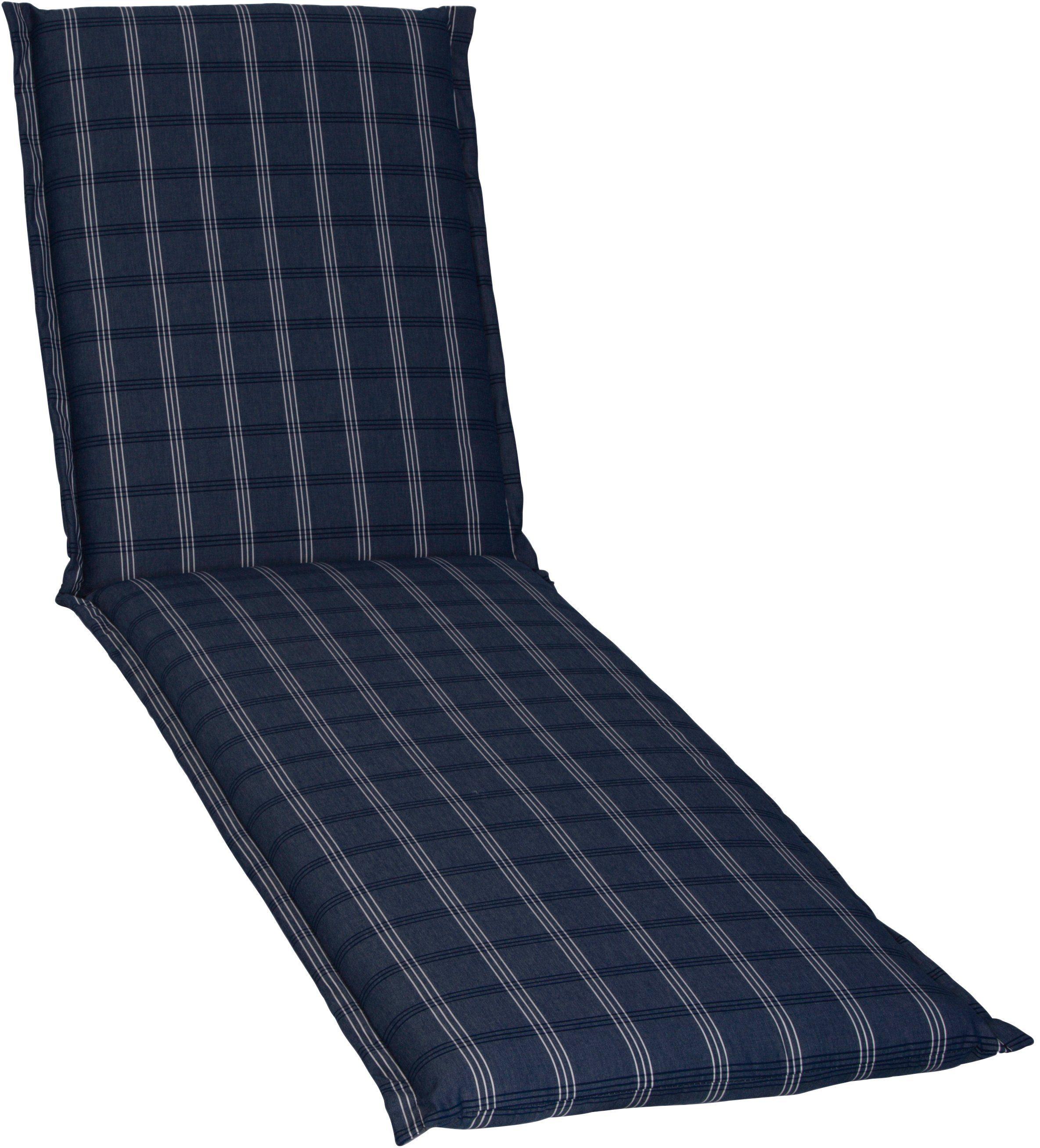 Liegenauflage »Ascot«, (L/B): ca. 195x62 cm