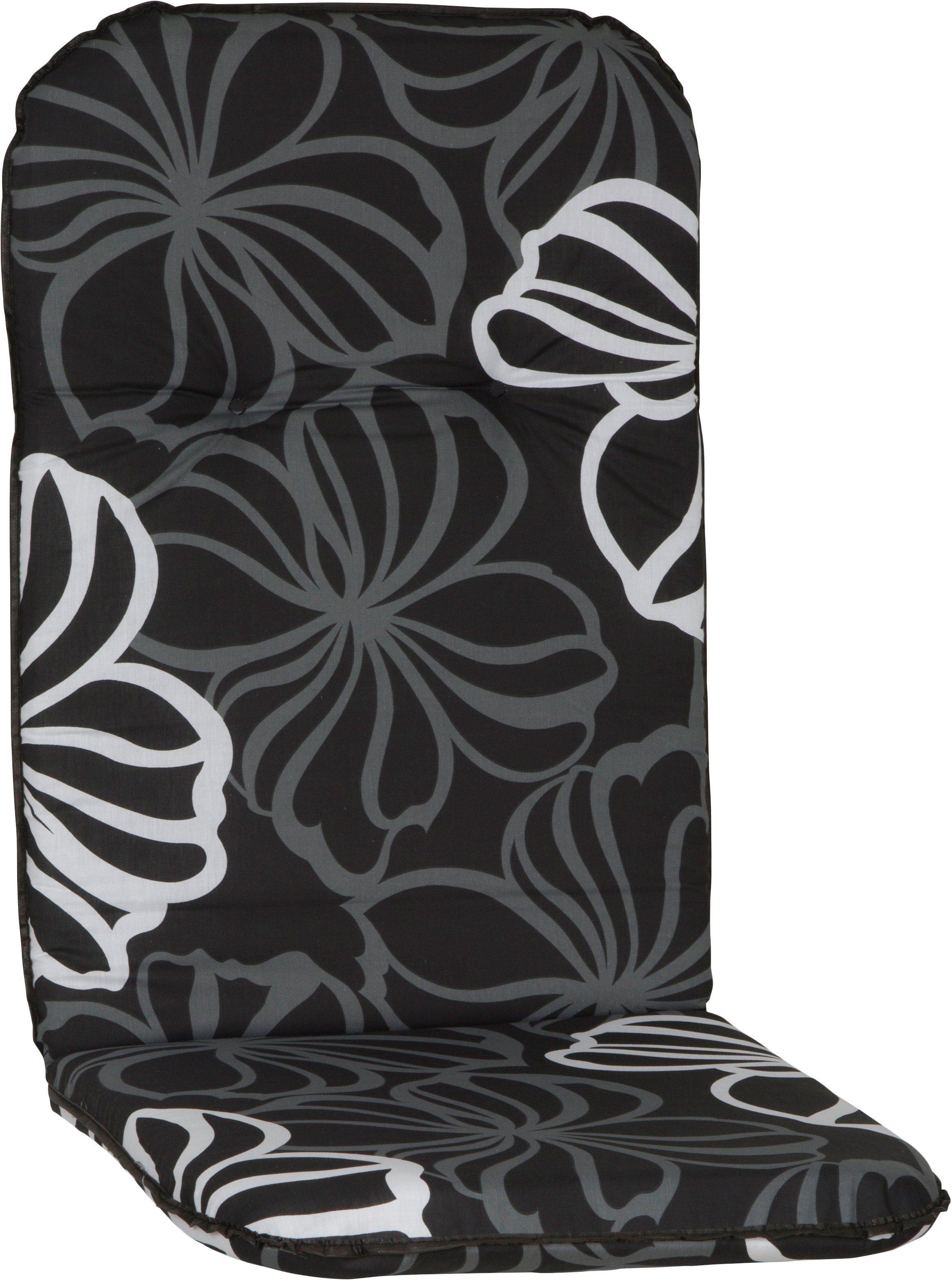 Hochlehnerauflage »Bali«, (4er Set), (L/B): ca. 115x48 cm