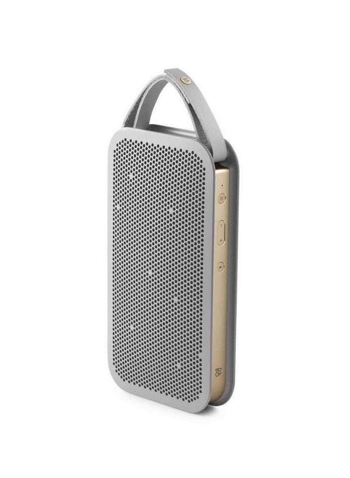 B&O-Play Bluetooth Lautsprecher »Beoplay A2« in grey