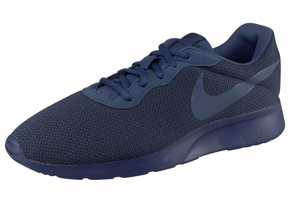 Nike »Tanjun SE« Sneaker in dunkelblau-blau