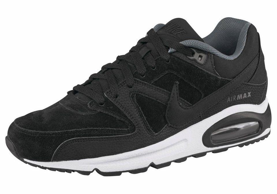 Nike »Air Max Command PRM« Sneaker in schwarz-weiß