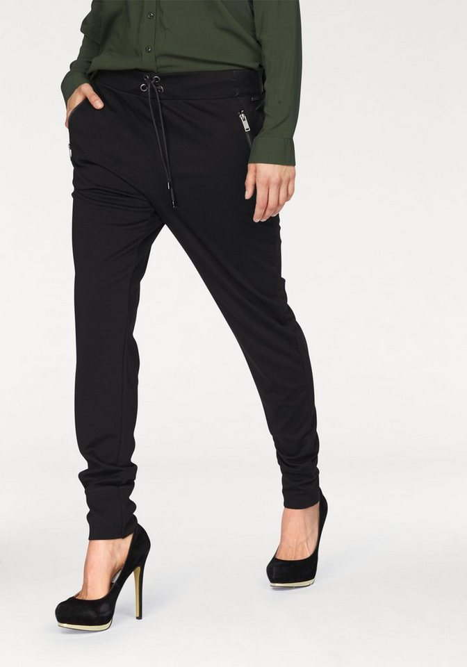Vero Moda Sweathose »COOL« in schwarz