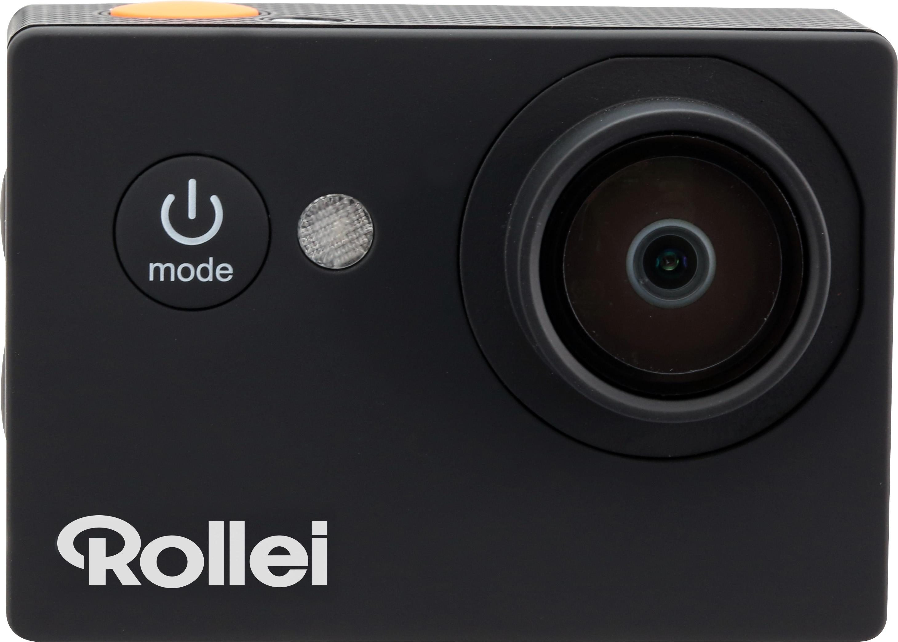 Rollei Actioncam 415 1080p (Full HD) Camcorder, WLAN