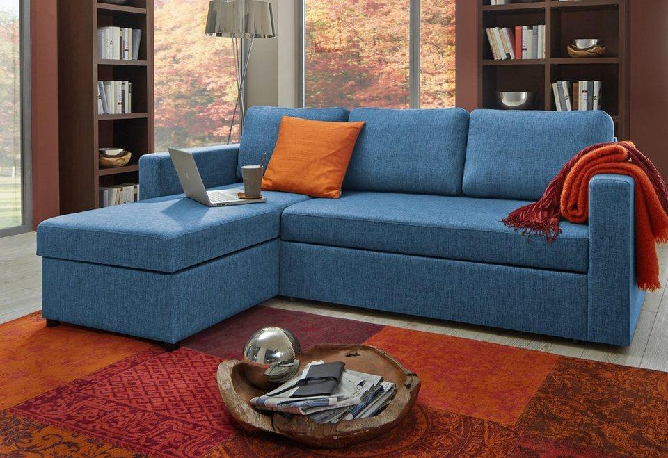 Atlantic Home Collection Polsterecke mit Bettfunktion online kaufen ...