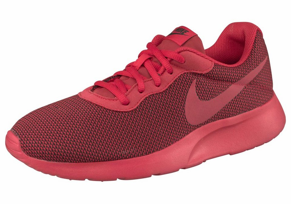 Nike »Tanjun SE« Sneaker in rot-rot
