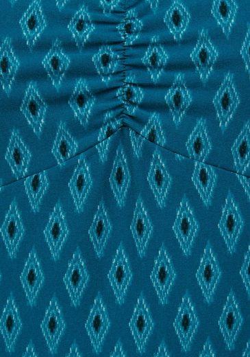 Mit Jerseykleid Jerseykleid Aufwendigem Bordürendruck Boysen's Boysen's Aufwendigem Mit XRCqwH