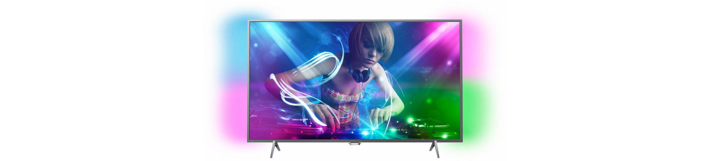 Philips 43PUS6401/12 LED TV (108 cm (43 Zoll), Ultra HD, Ambilight) inkl. 36 Monate Garantie
