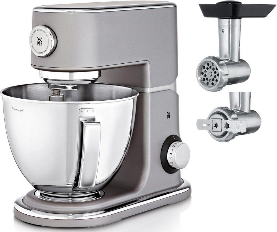 Wmf Kuchenmaschine Profi Plus 1000 W 5 L Schussel Mit Gratis