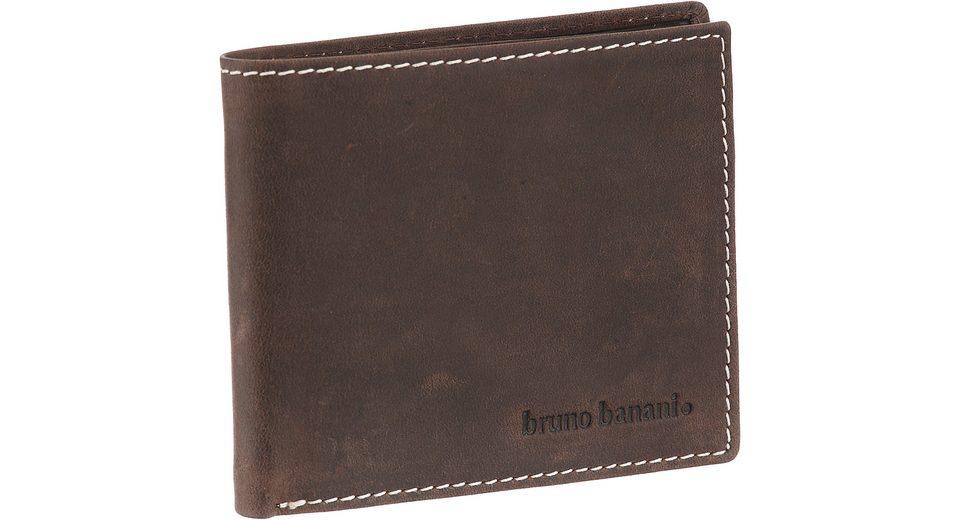 Bruno Banani Geldbörse aus Leder
