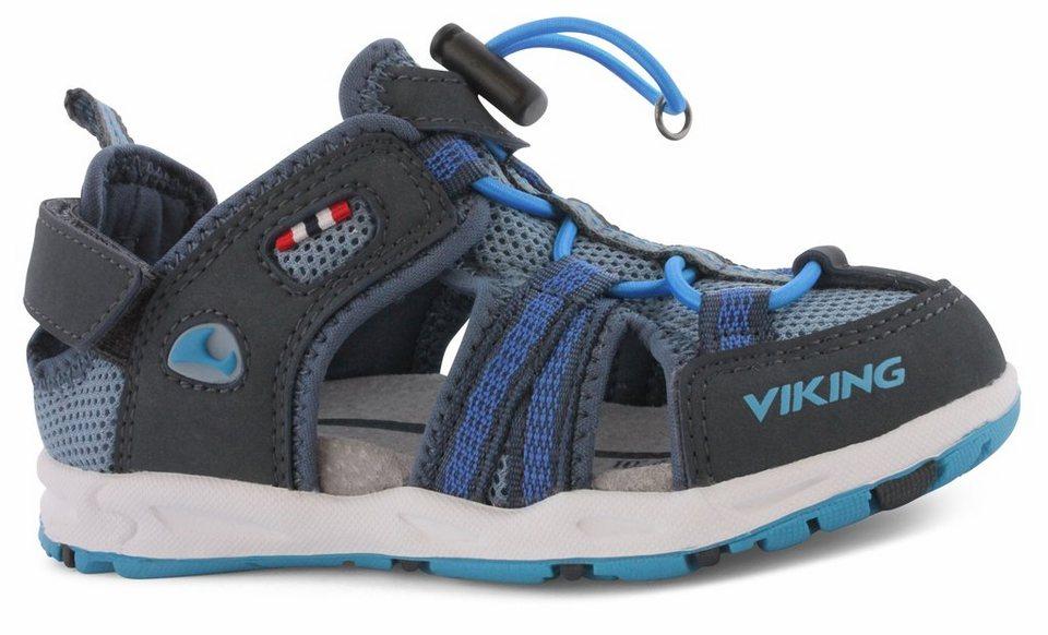 Viking Sandalen »Loke Sandals Kids« in grau