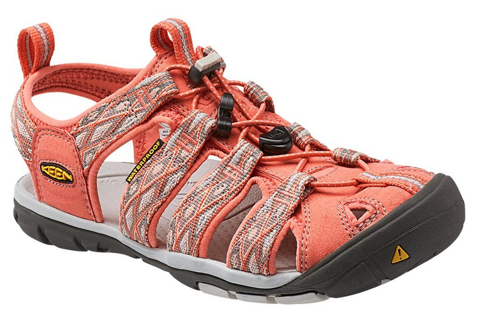 Keen Sandale »Clearwater CNX Sandals Women« in rot