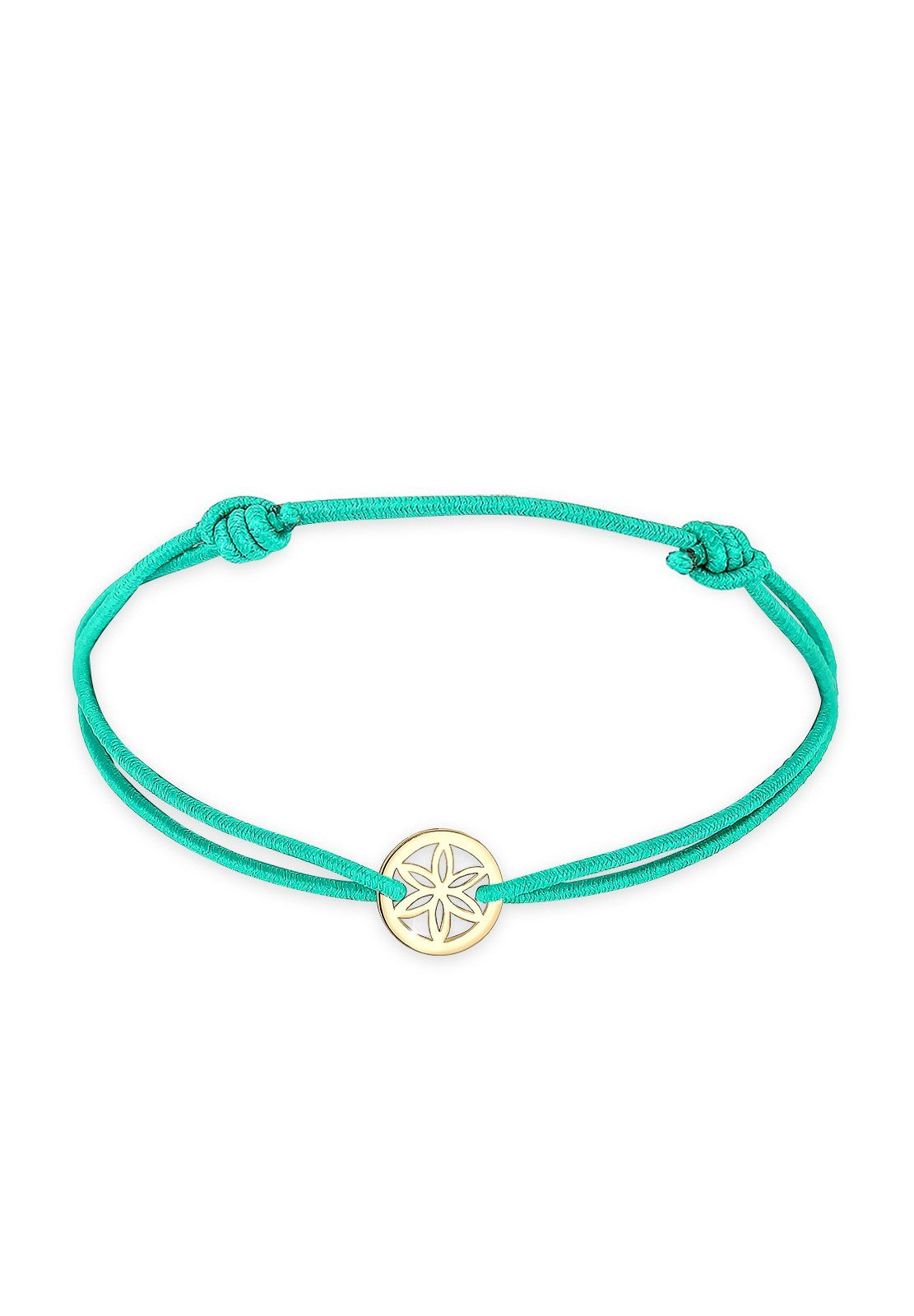 Elli Armband »Ornament vergoldet«