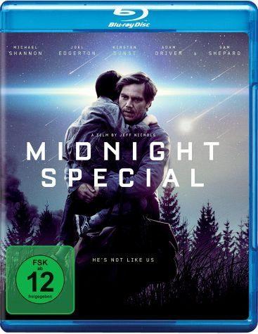 Blu-ray »Midnight Special«