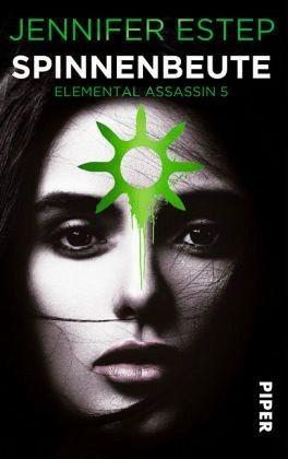 Broschiertes Buch »Spinnenbeute / Elemental Assassin Bd.5«