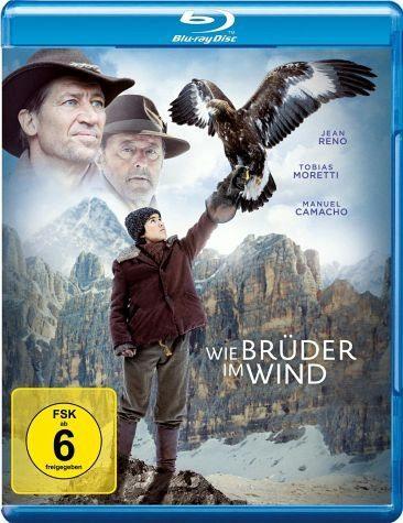 Blu-ray »Wie Brüder im Wind«