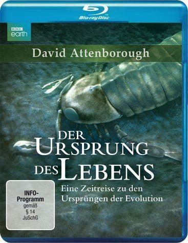 Blu-ray »Der Ursprung des Lebens - Eine Zeitreise zu...«