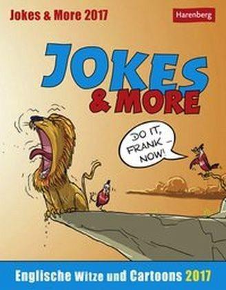 Kalender »Jokes & More 2017«