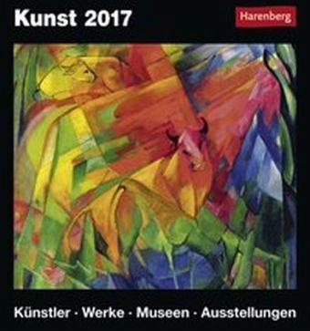 Kalender »Kunst Kalender 2017«