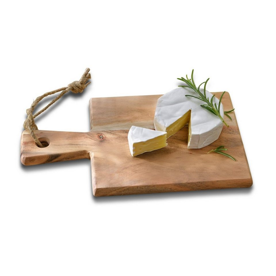 Loberon Schneidebrett »Norik« in braun