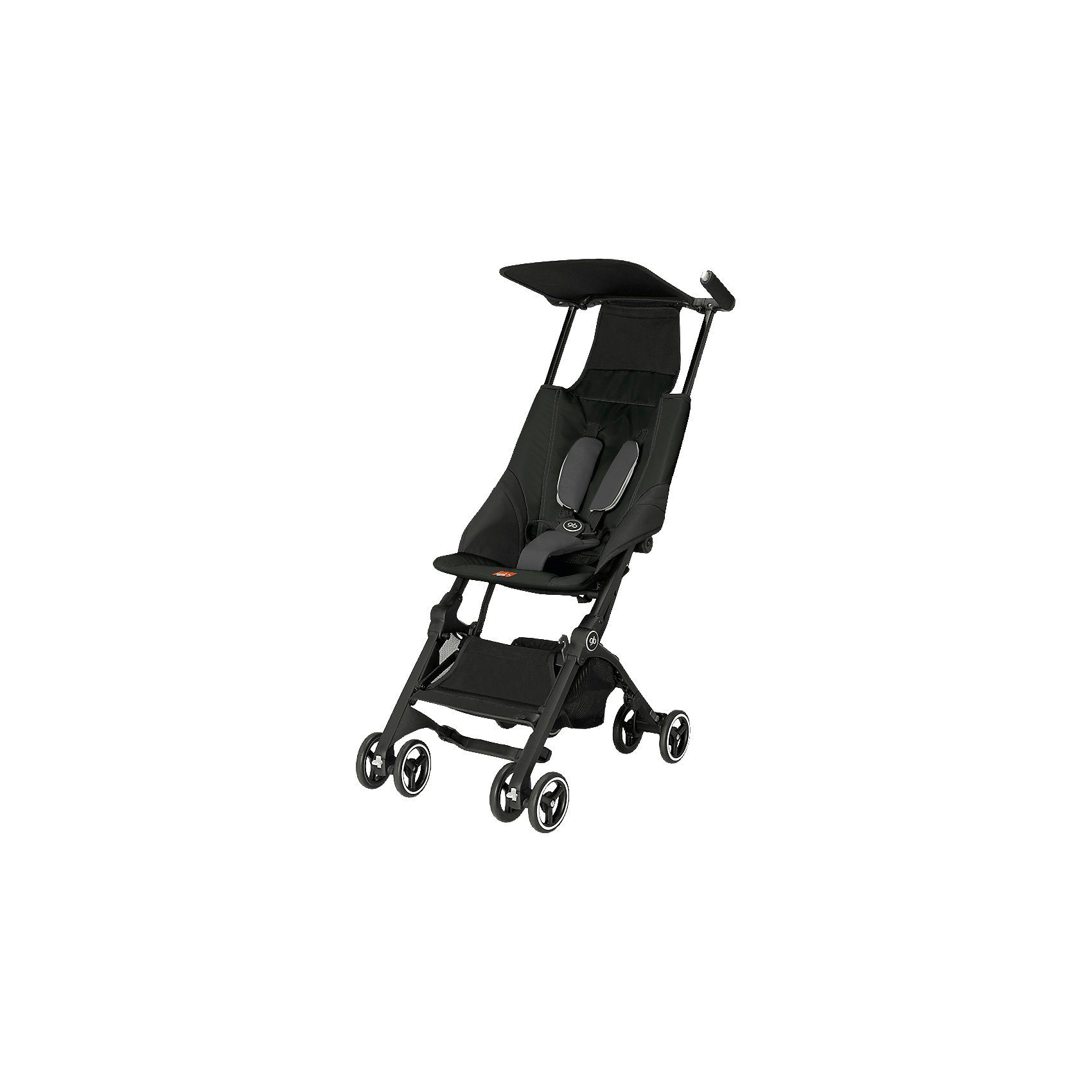Goodbaby Buggy POCKIT, Monument Black, 2017