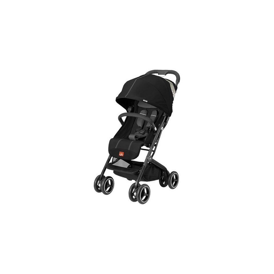Goodbaby Sportwagen QBIT +, Monument Black, 2017 in black