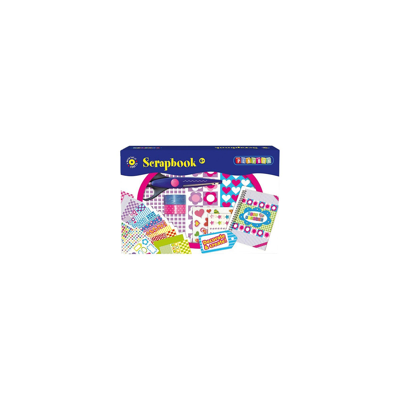 Playbox Kreativset Scrapbook